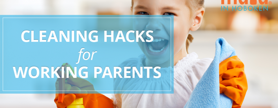 Cleaning Hacks for Working Parents
