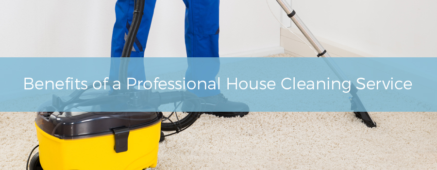 Benefits of a Professional House Cleaning Service in Edgewater