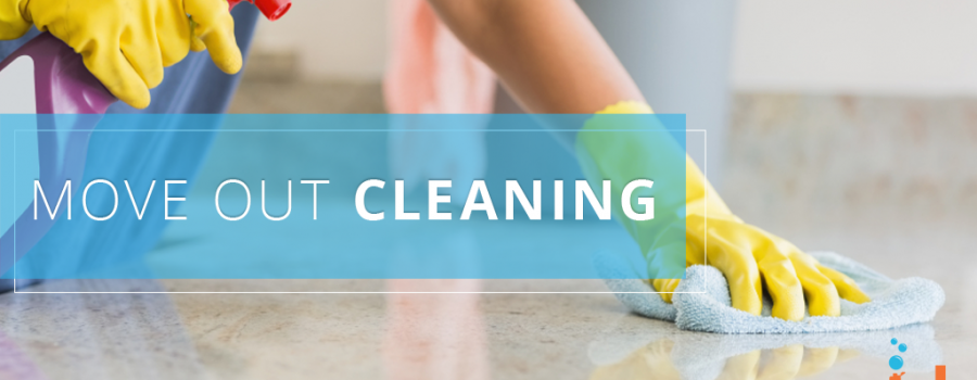 Move Out Cleaning – Tips from Start to Finish!