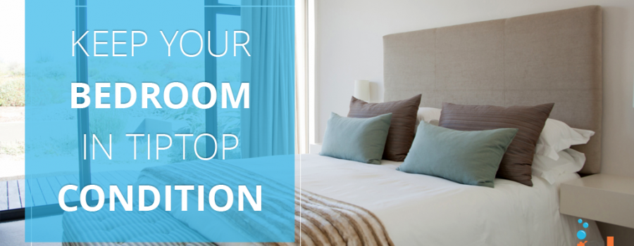 How to Keep a Clean Bedroom in TipTop Condition