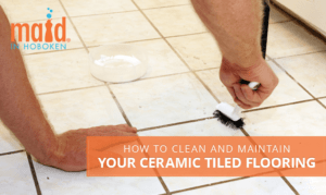 How to Clean and Maintain Your Ceramic Tiled Flooring