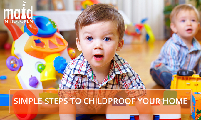 Simple Steps to Childproof Your Home