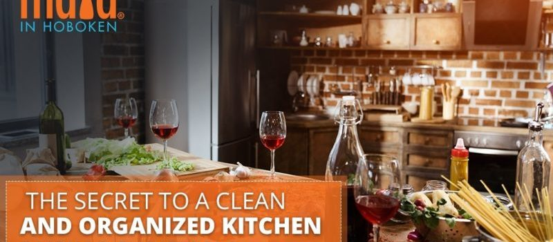 The Secret To  A Clean and Organized Kitchen During the Holidays