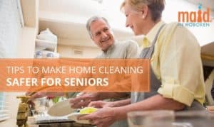 Home Cleaning Safer for Seniors