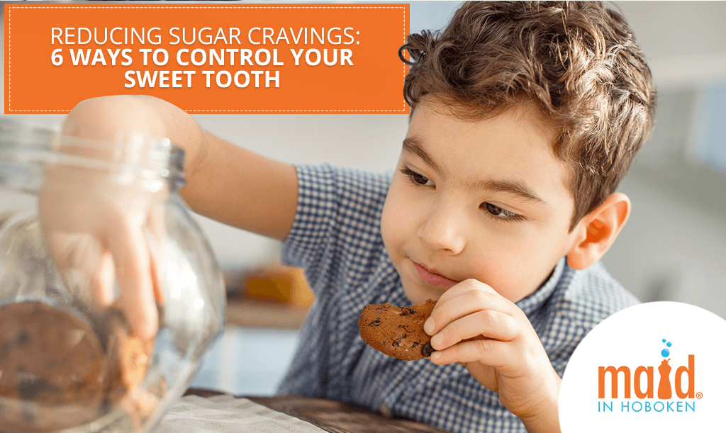 Reducing Sugar Cravings: 6 Ways to Control Your Sweet Tooth