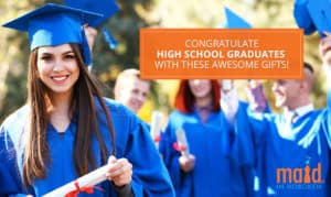 Congratulate High School Graduates With These Awesome Gifts!
