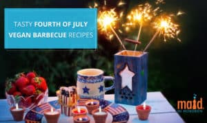 Tasty Fourth of July Vegan Barbecue Recipes