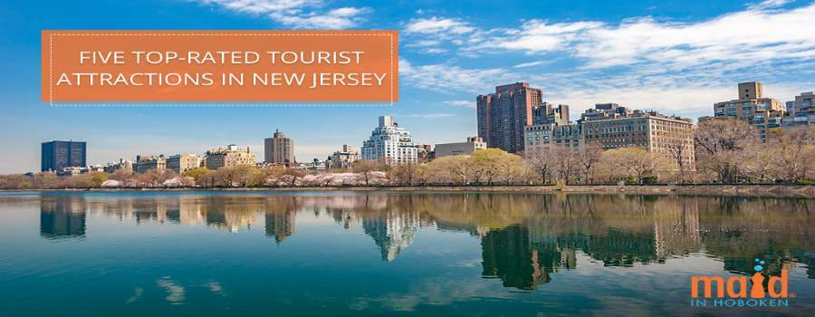 Five Top-Rated Tourist Attractions in New Jersey