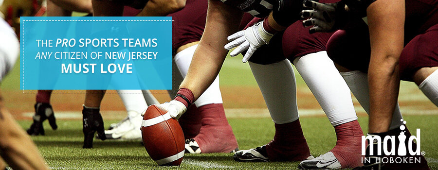 The Pro Sports Teams Any Citizen of New Jersey Must Love