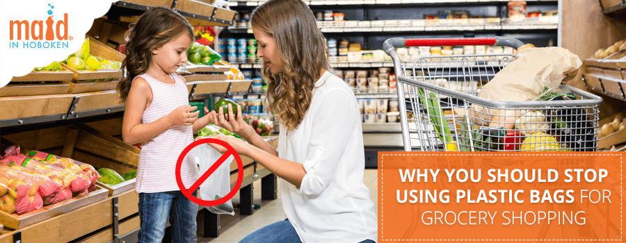 Why You Should Stop Using Plastic Bags For Grocery Shopping