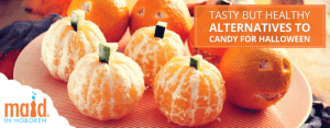 Tasty but Healthy Alternatives to Candy for Halloween