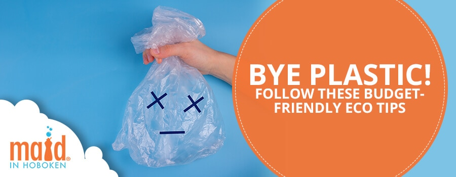 Bye Plastic! Follow These Budget-Friendly Eco Tips
