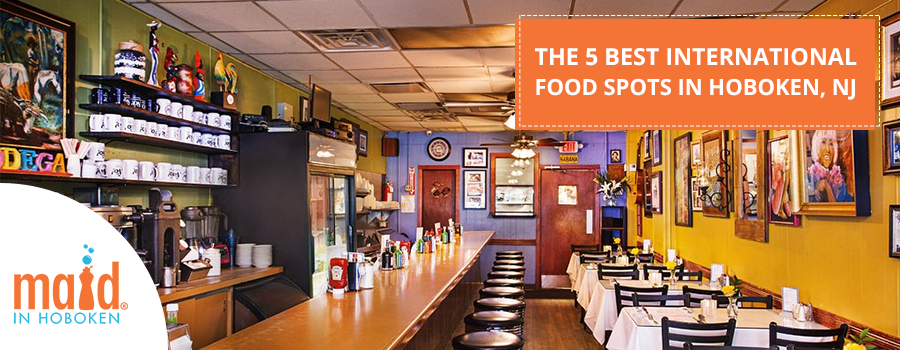 The 5 Best International Food Spots in Hoboken, NJ
