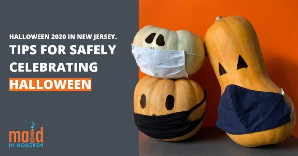 Tips for safely celebrating halloween