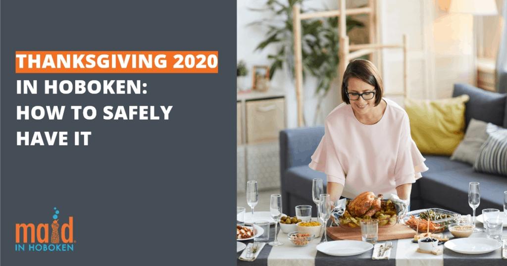 Thanksgiving 2020 in Hoboken